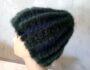 Как связать шапку из норки