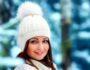 Как связать зимнюю женскую шапку