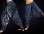 Как сшить штаны алладины