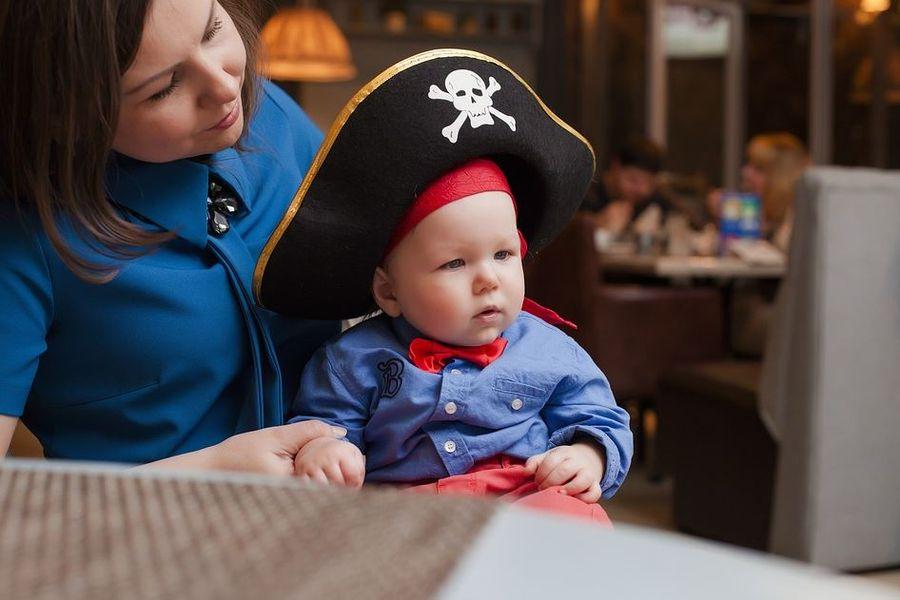 Как сшить шляпу пирата