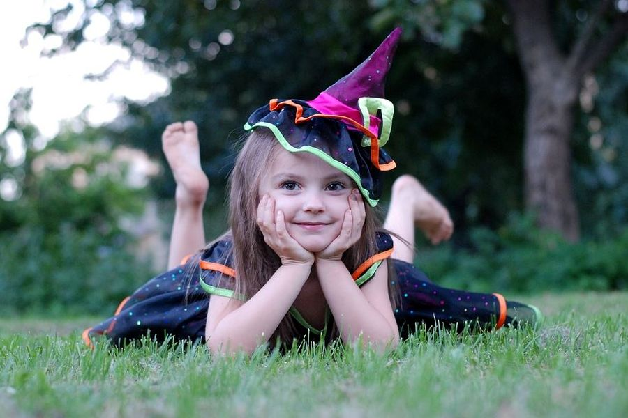 Как сделать шляпу ведьмы