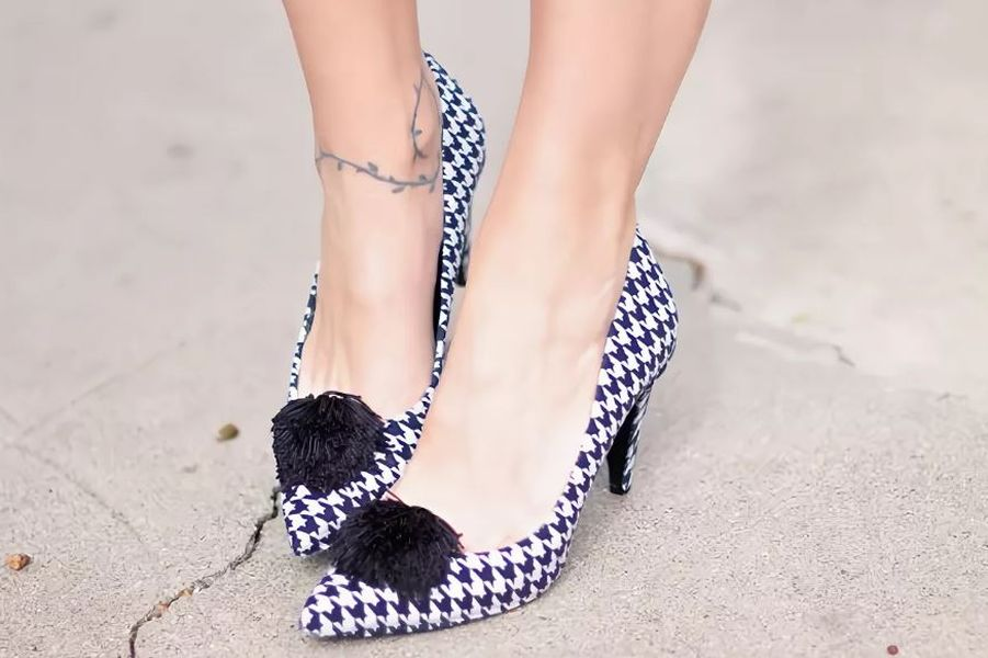 Как обновить старую обувь