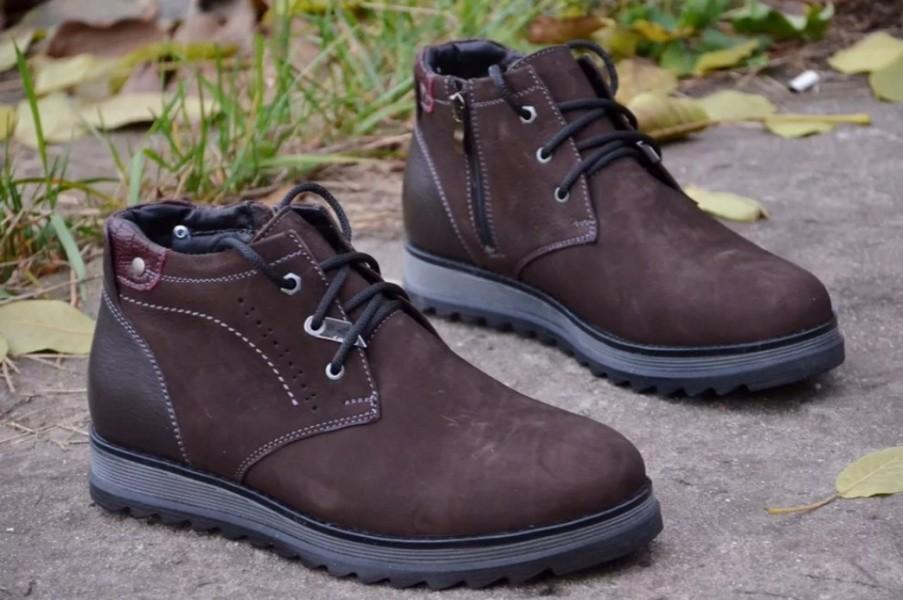 Уход за нубуковой обувью