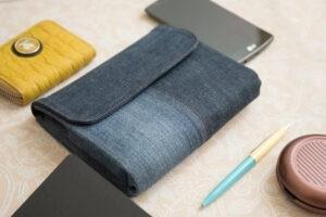 Как сделать клатч в домашних условиях