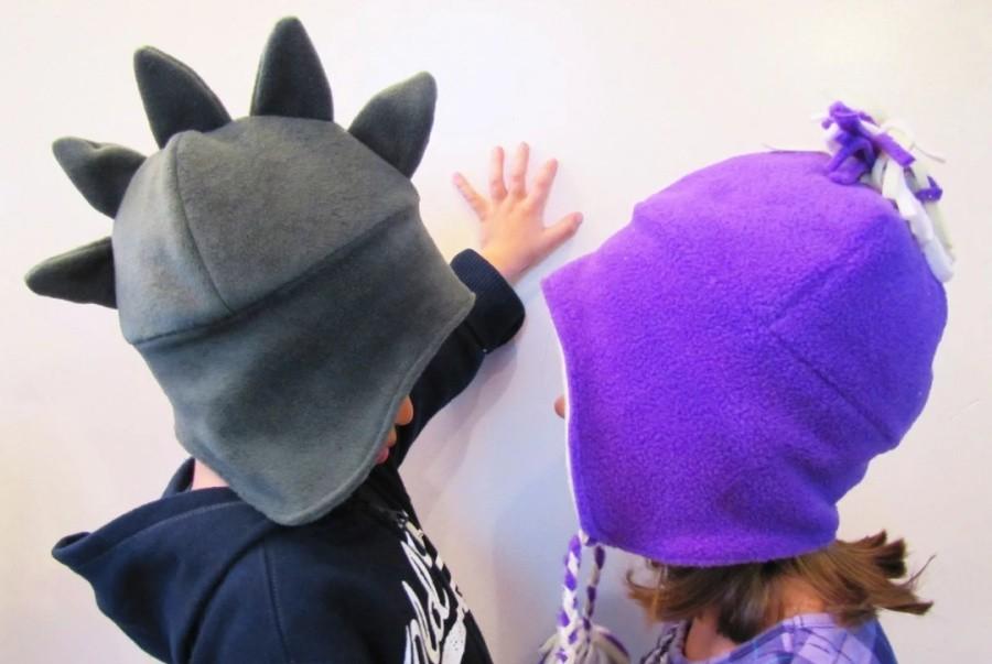 Как сшить шапку из флиса пошагово