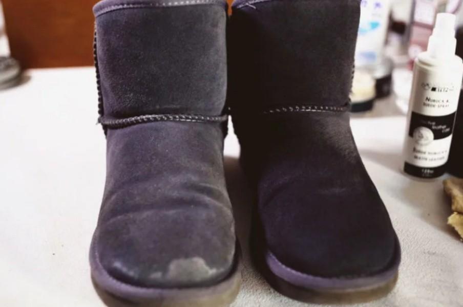 Как восстановить замшевую обувь в домашних условиях