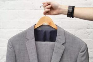 как погладить пиджак в домашних условиях