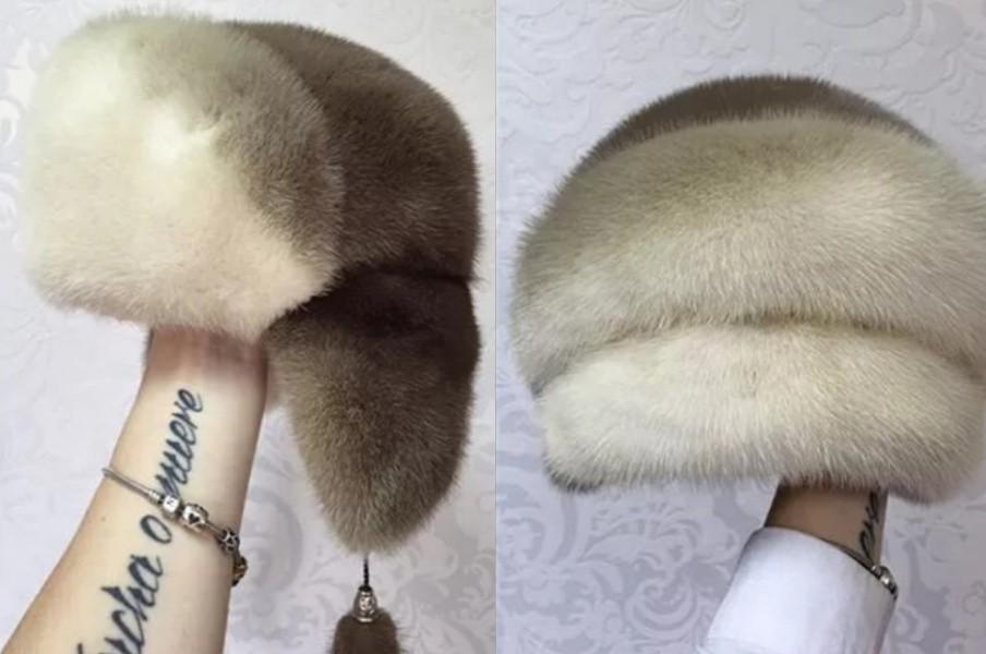 перешить норковую шапку своими руками
