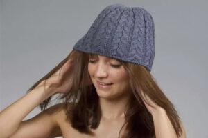 Как растянуть шапку из шерсти
