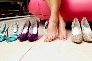 Как разносить обувь из кожи