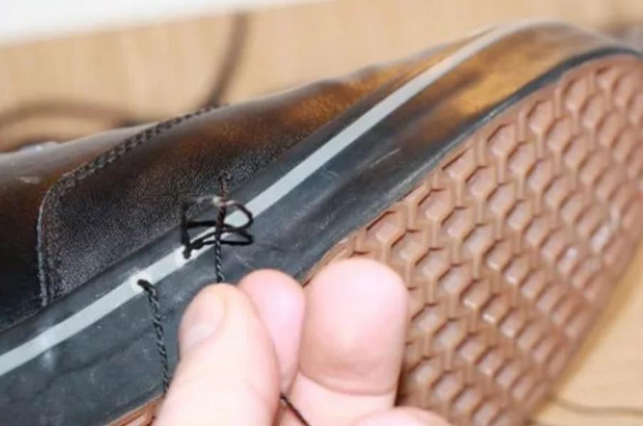 прошивка обуви своими руками
