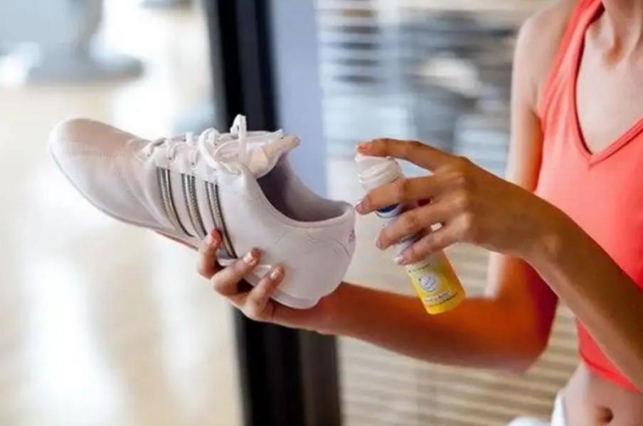 этапы дезинфицирования обуви