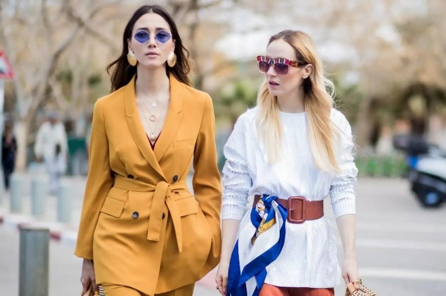 Как носить модные аксессуары