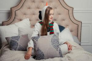 женская одежда для сна, в чем лучше спать, ночная одежда
