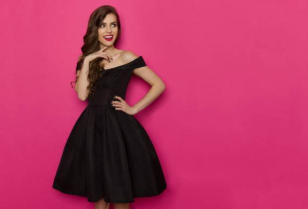 Маленькоечерное платье